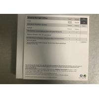 Buy cheap 1 User Computer PC System Microsoft Office Home And Student 2019 Medialess Sealed Box from Wholesalers