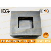 Buy cheap Copper Graphite Ingot Mold High Pure Material Custom Shape For Sintering Industries from Wholesalers