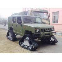 China 4.0 Tons Vehicles Rubber Track System HKMS-400 For Snow And Ice factory