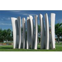 China Stone mordern city sculptures for park factory