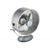 Buy cheap Portable Vintage Electric Table Fan Personal 2 Speed Setting For Office / Kitchen from Wholesalers