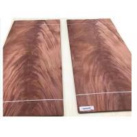 China 0.6mm Mahogany Crotch Veneer for Furniture/ Wood Doors /Cabinetry/ Yacht on sale