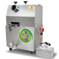 China Stainless steel sugar cane juice making machine/sugar cane juice extractor factory
