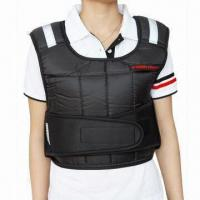 China Weighted vest, suitable for men and women on sale