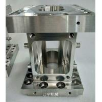 Buy cheap Screw Extruder Parts Segment Screw And Barrel For Plastic Extruder Equipment from Wholesalers