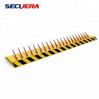 China A3 Stainless Steel Remote Control Parking Bollards Tyre Killer Security Traffic Road Spikes Barrier factory