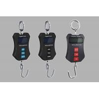 China Black Color ABS Plastic Housing Portable Hanging Weighing Scale with 300 Kg Capacity factory
