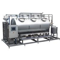 Buy cheap CIP Cleaning System / Minute Vertical CIP Systems For Beverage Production Line from wholesalers