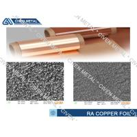 Buy cheap Flexible Printed Circuits Copper Clad Laminate treated Copper Foil Sheet from Wholesalers