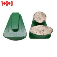 China Snap On Toolings Tow diamond segments for Scanmaskin and Wedge Locking Blocks factory