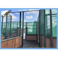 Buy cheap Highest Level Security Welded Panel Barrier Anti - Climb 358/3510 Fence Panel from Wholesalers