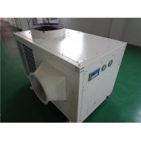 Buy cheap White Color Industrial Spot Coolers Temporary Cooling Units 18000W High Efficiency from Wholesalers