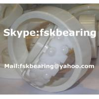 Buy cheap Isolated 1205 ZrO2 Full Ceramic Self Aligning Ball Bearing Two Row from Wholesalers