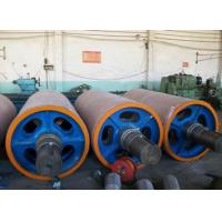 Buy cheap Customized Polyurethane PU Coating Rubber Roller for Printing Industries from Wholesalers