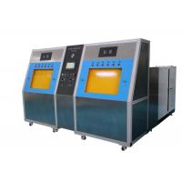 Buy cheap Two Chamber Vacuum Helium Leak Testing Equipment for Automotive Air Conditioning Components from Wholesalers