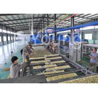Quality 200 000 Cakes / 8H Noodle Equipment 720mm Roller Fried Bag 65g / Cake for sale
