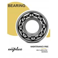 China ISO 9001 6310 Self Lubricating Plain Bearing Deep Groove Bearing Nylon Cage on sale