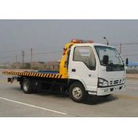 Buy cheap Durable 40KN Wrecker Tow Truck 1500kg For Breakdown Recovery from wholesalers