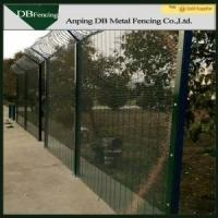 Buy cheap Anti - Corrosion Steel Welded Wire Fence , Highway Weld Mesh Security Fencing from Wholesalers