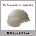 Buy cheap Wholesale China Police  Khaki NIJ IIIA PASGT ACH Bulletproof helmet from Wholesalers