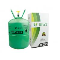 China High Purity R22 Refrigerant Gas Small Can COA with uiszl brand 13.6kgs net weight on sale