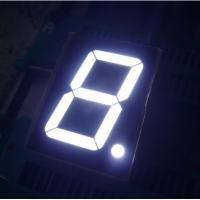Buy cheap 14.2mm Single Digit 7 Segment Led Display Common Anode 60-70mcd Lumious from wholesalers