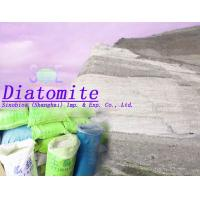 China Trace Element Minerals Light Diatomite Kieselguhr Powder 6-10 pH STE-DE85 on sale