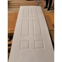 Buy cheap white painting MDF door skin hot sale in the market/good quality MDF door skin from Wholesalers