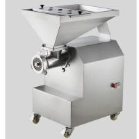 Buy cheap Automatic Industrial Electric Meat Mincer Machine Heavy Duty Stainless Steel from wholesalers