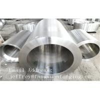 China High Press Vessel Alloy Steel Forgings 30CrNiMo8  823M30 31CrNiMo8 30CND8 Wind power Shaft factory