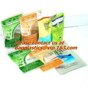 China Polypropylene doypack, Bag, Plastic Stand-up Pouches, Plastic Standing Pouch, pouch bags factory