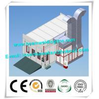 China H Beam Shot Blasting Machine Industrial For Car Spray Booth factory