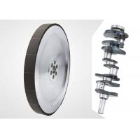 Buy cheap Cubic Boron Nitride Vitrified Bond Grinding Wheels Crankshaft And Camshaft Usage from Wholesalers