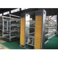 China H Type Poultry Breeding Equipment Chicken Farm Tools For Feeding And Watering factory