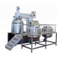 Buy cheap Vacuum Emulsification Machine (ZRJ-20L) from wholesalers