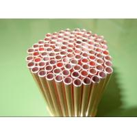 Buy cheap Air Conditioning Copper Tubing 9.53mm × 0.5mm Double Wall For Refrigeration from Wholesalers