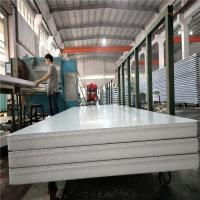 China environment protection and energy saving eps sandwich panel 11900x1150x75mm factory