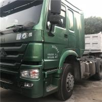 Buy cheap Used Howo 10-wheel HOWO truck 6x4 tractor head used second hand trucks/volvo tractor 12 wheels for sale from Wholesalers
