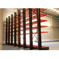 Buy cheap Single Sided Cantilever Storage Racks 1500MM Max. Arm Length For Irregular / Longer Products from Wholesalers