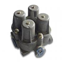 China Brake Valve four circuit Protection Valves with OEM NO.AE4158 for RVI truck  on sale