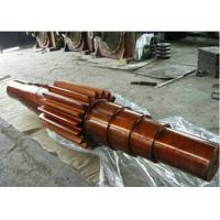 Buy cheap CNC Machining Spiral Gear Shafts / Forging Steel Spiral Gear Wheel Shafts from Wholesalers