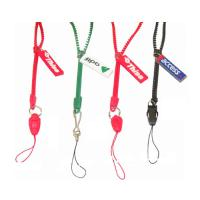 China Customized promtion neck lanyard strap with metal hook, any design n logo welcome! factory