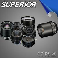 Buy cheap Fixed Iris CCTV Camera Lenses (SP0816F, SP1216F, SP1616F, SP2516F) from wholesalers
