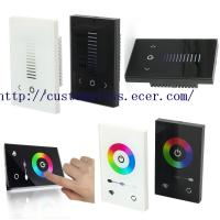 China Hot sale remote control wall switch light touch switch panel glass  Whatsapp +8615992856971 factory