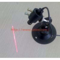 China 650nm laser line moudle red laser marking device. on sale