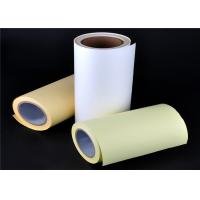 China Single Side Silicone Release Paper Anti 300°C High Temperature Resistance factory