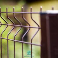 China Commercial 3d Fence Panel , Hot Dipped Galvanised Weld Mesh Panels on sale