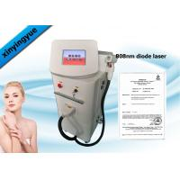 Buy cheap Salon Beauty Equipment Diode Laser Hair Removal Machine , Underarm Hair Removal from wholesalers