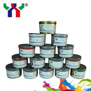 YT-910 Rhodamine Red Soya Offset Printing  Ink -pantone color
