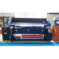 Buy cheap Large Format DX5 Dye Sublimation Direct Fabric Printers With Sublimation inks from Wholesalers